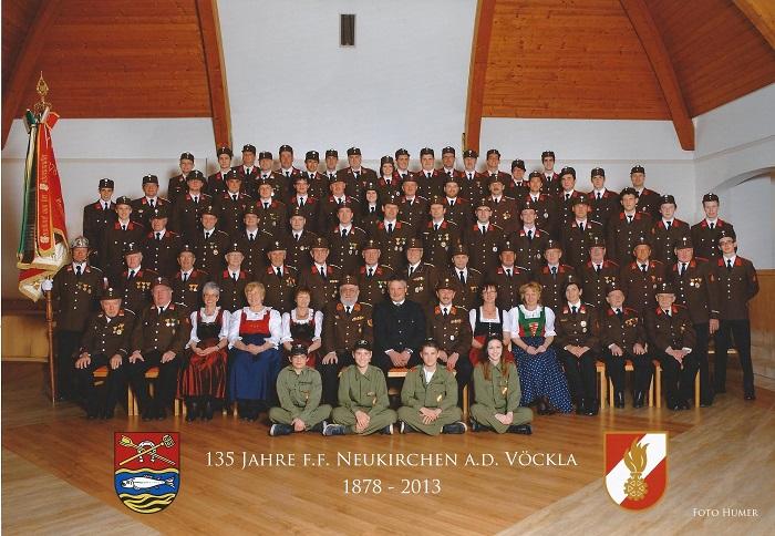 JHV 13 Mannschaftsfoto